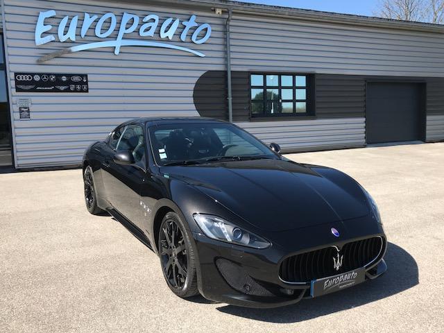 Maserati Granturismo Sport 460CH F1