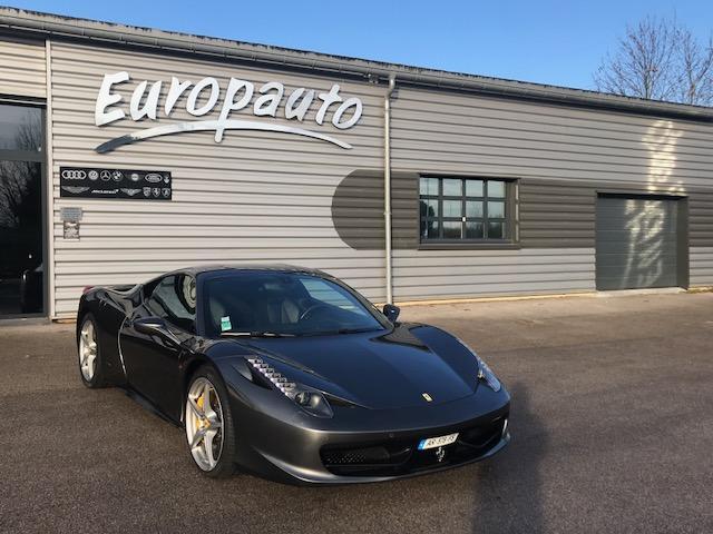 Ferrari 458 Italia 570CH F1