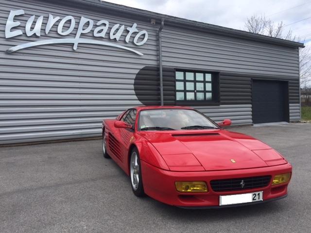 Ferrari 512 TR512 TR