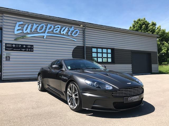 Aston Martin DBS 517CH 2+2 Touchtronic Carbon Edition