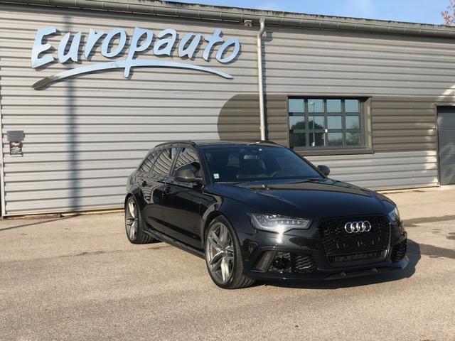 Audi RS6 4.0 TFSI 560CH Quattro BVA8