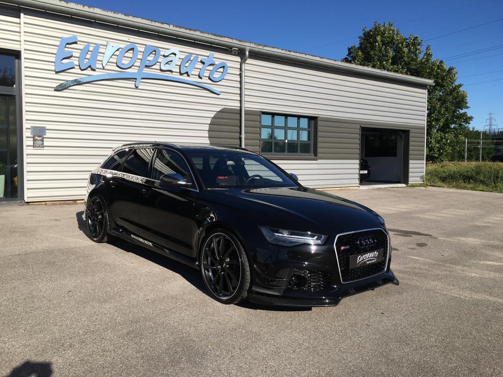 Audi RS6 R ABT 730CH 25EX