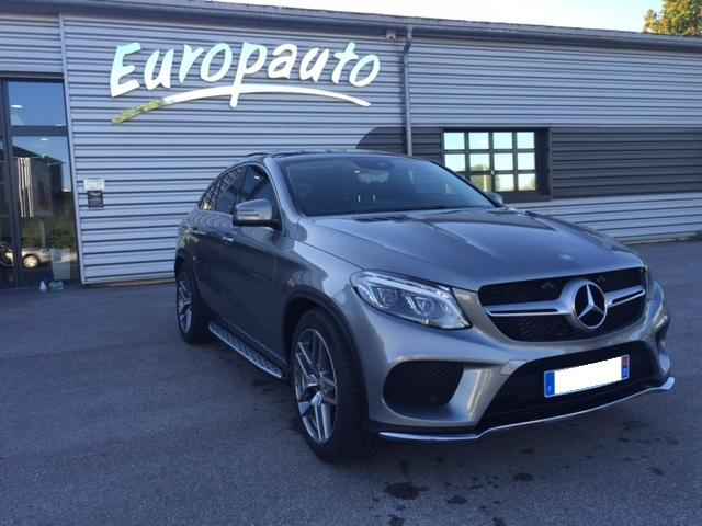 Mercedes GLE Coupe Fascination 350 CDI 9G-Tronic 4MATIC