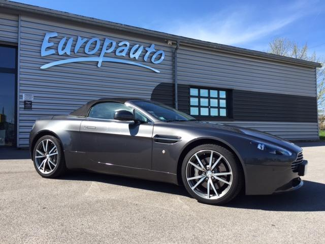 Aston Martin Vantage V8 Vantage 420CH Sportshift Volante