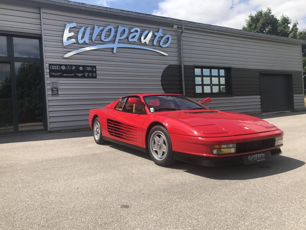 Ferrari Testarossa Mono Speccio