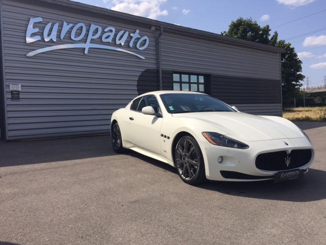Maserati Granturismo S 4.7 441CH BVR