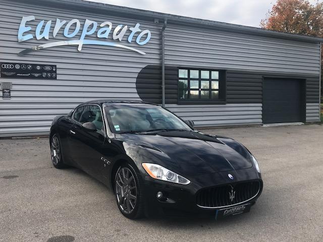 Maserati Granturismo 4,2L V8 400CH BVA