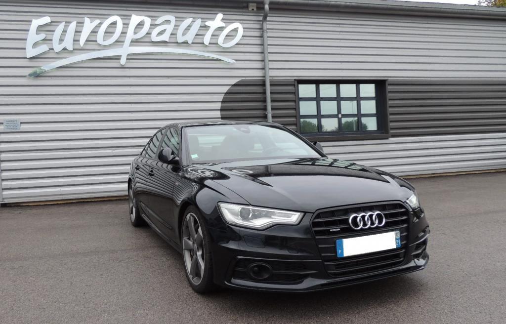 Audi A6 3.0 BITDI 313CH Quattro Tiptronic 8 S-LINE