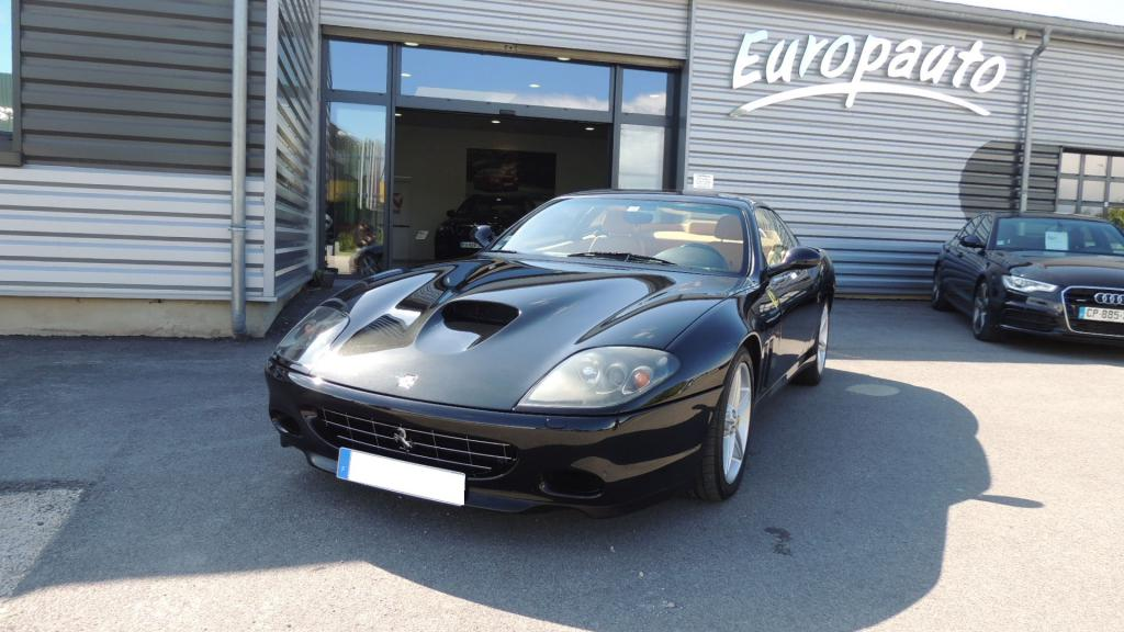 Ferrari 575 M 575 Maranello F1