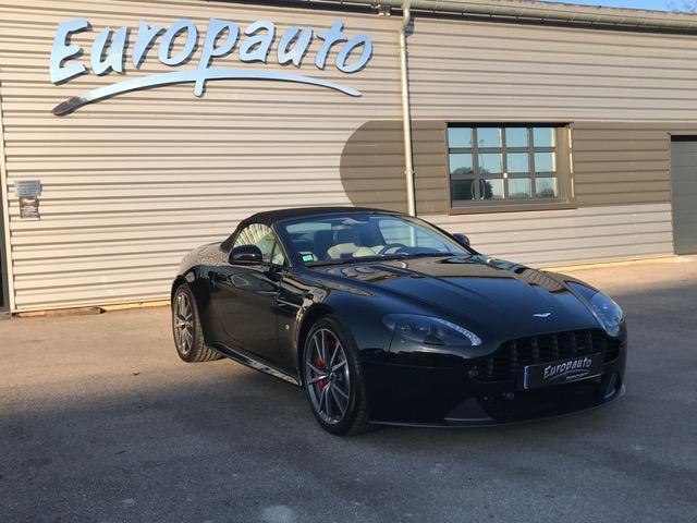Aston Martin Vantage Volante N430 Sportshift 7
