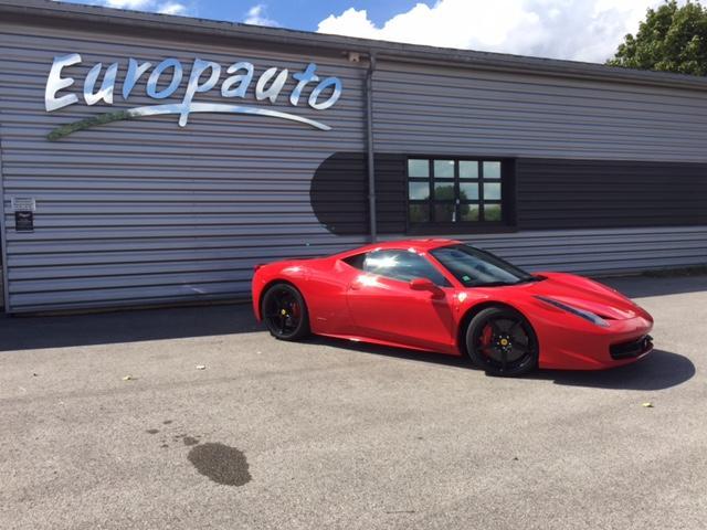 Ferrari 458 Italia F1