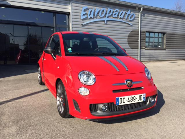 Fiat 500 Abarth 500 1.4 Turbo 180 695 Tributo Ferrari
