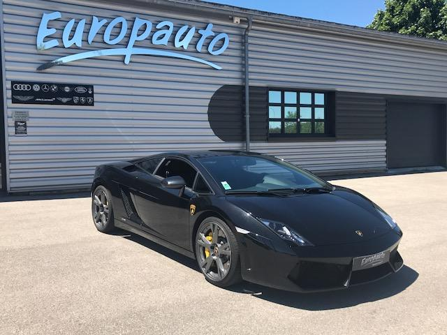 Lamborghini Galardo LP 560-4 Coupe E Gear