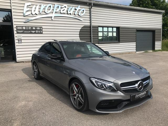 Mercedes Class C 63 S AMG 510CH 7G Tronic