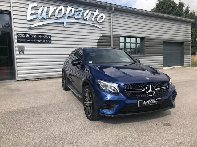 Mercedes GLC Coupe Sportline 250D