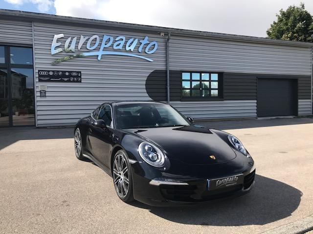 Porsche 991 Carrera 4 350CH PDK Black Edition