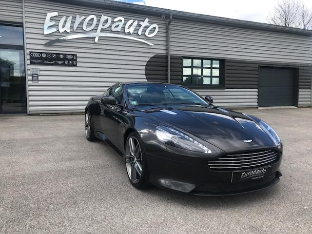 Aston Martin DB9 Coupe 6,0L V12 517CH Touchtronic
