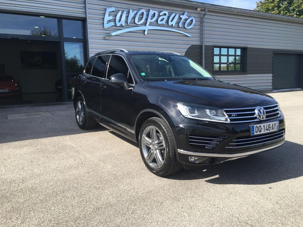Volkswagen Touareg Carat Edition 262CH Pack R-LINE