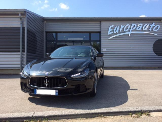 Maserati Ghibli Diesel 275 CH 3.0 V6 BVA