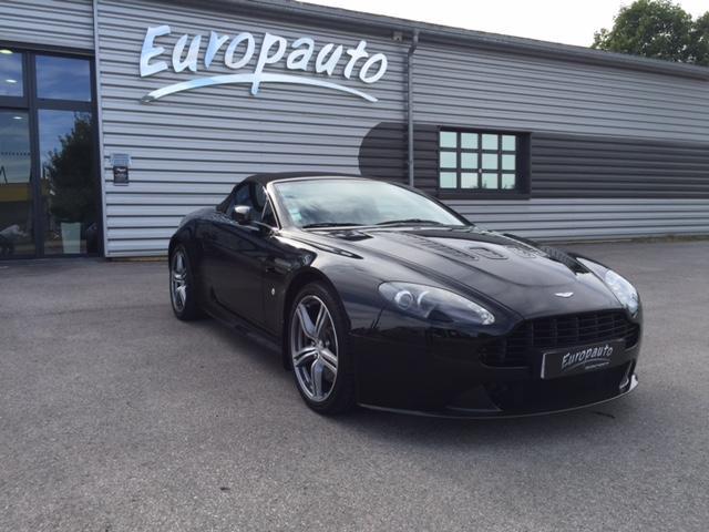Aston Martin Vantage V8 Vantage N400 Sportshift Works