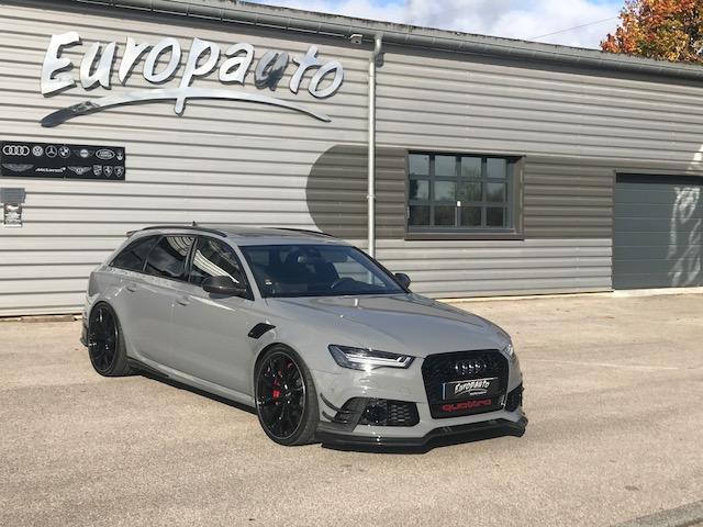 Audi RS6 ABT 730CH 25 Exemplaires