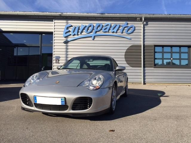 Porsche 996 Cabriolet Carrera 4S BV6