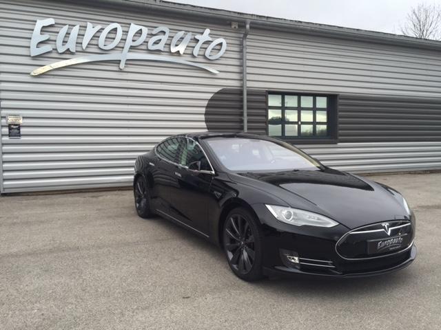 Tesla Modele S S 85