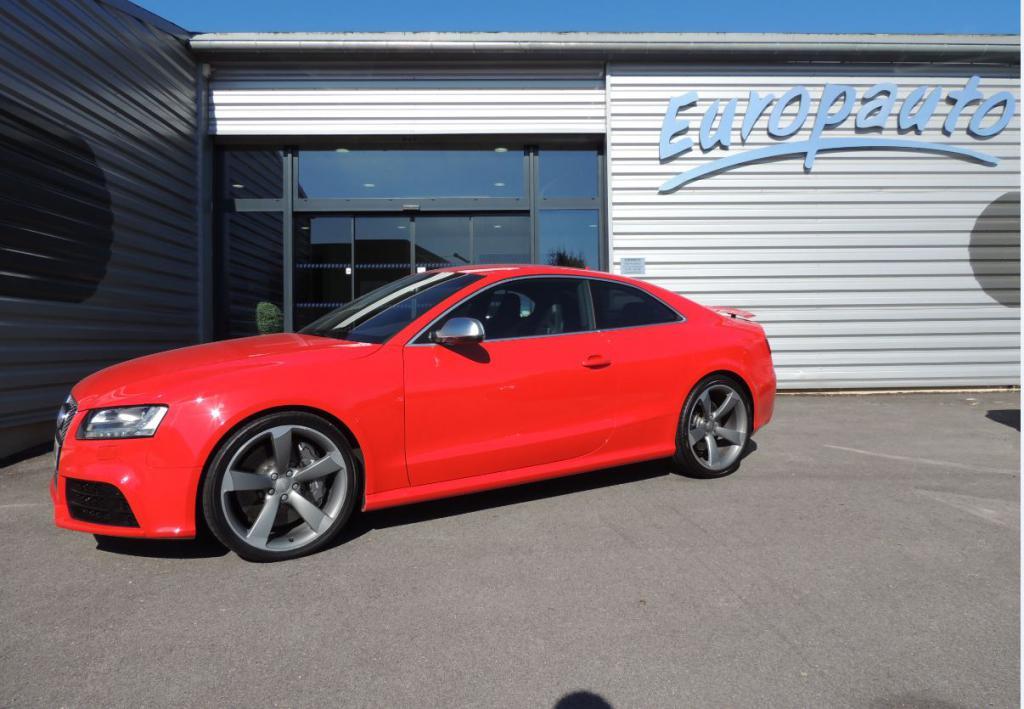 Audi RS5 4.2 V8 450CH S Tronic 7