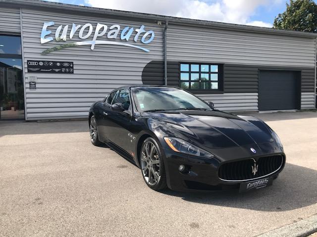 Maserati Granturismo S VR 440CH