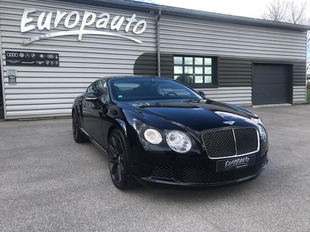 Bentley Continental GT Speed2 Coupe 635CH W12