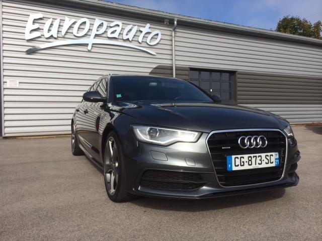 Audi A6 Avant 3.0 BITDI 313CH S-Line Quattro BVA8