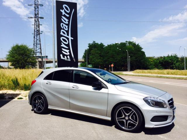 Mercedes Class A 180 CDI 7G-Tronic Fascination