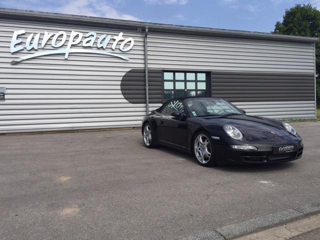 Porsche 997 Cabriolet 2S 355CH Tiptronic