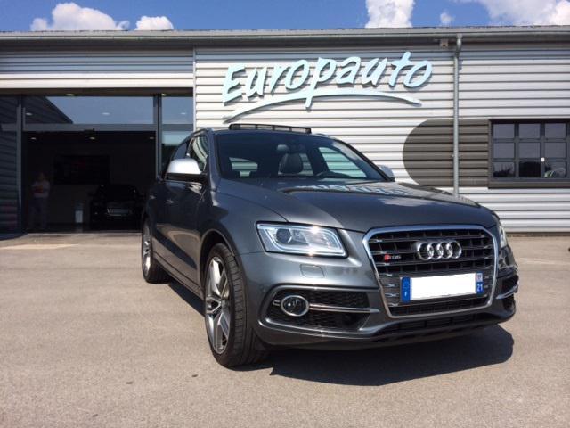 Audi Q5 SQ5 TDI 313CH BVA8