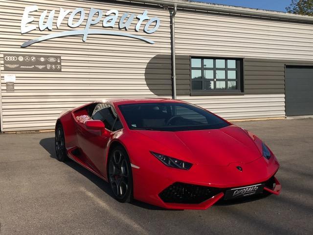 Lamborghini Huracan Coupe LP 610-4