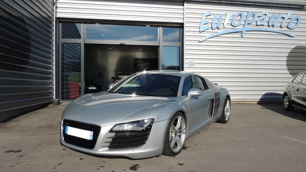 Audi R8 Coupe R-TRONIC 420CH