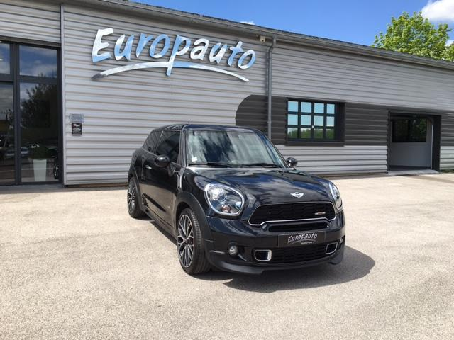 Mini Paceman JCW ALL4 218CH BVA