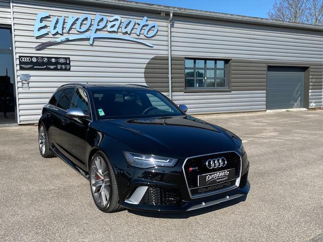 Audi RS6 Performance 605CH française