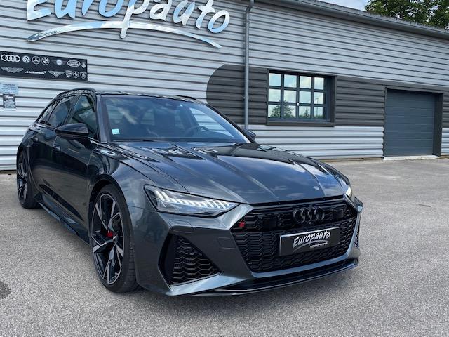Audi RS6 Avant 600ch new modele