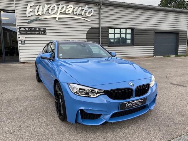 BMW M4coupé 431CH