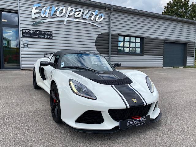 Lotus Exige MK2 350 Club Racer