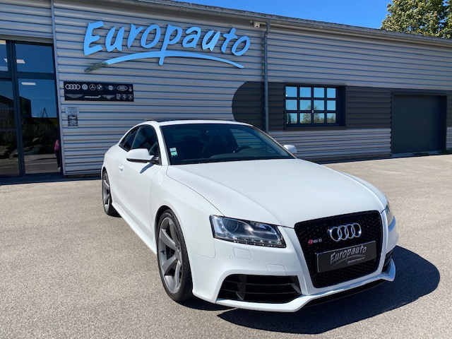 Audi RS5 coupe 4,2 V8 450CH quattro S-tronic