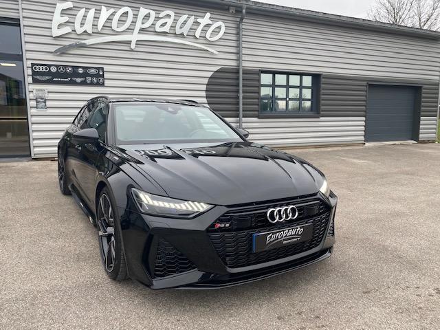 Audi RS6 Avant 600CH