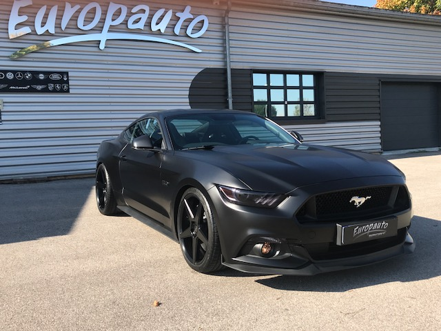 Mustang Fastback 5.0 V8 coupe