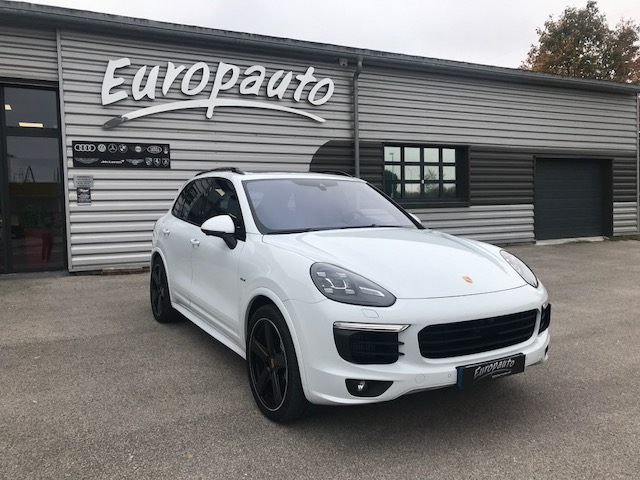 Porsche Cayenne SD 385CH exclusive