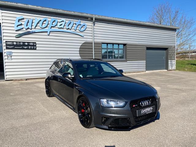 Audi RS4 Avant 4,2 V8FSI 450CH Quattro S-TRONIC