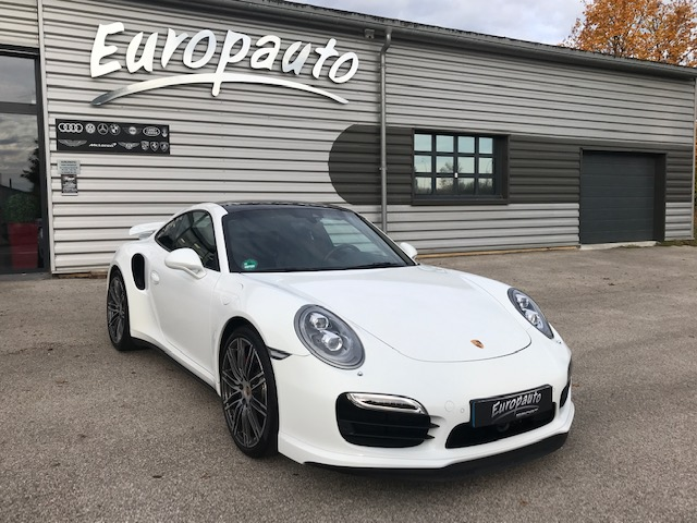 Porsche 991 turbo 520 PDK