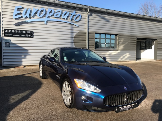 Maserati granturismo 4,2L 400 ch bva