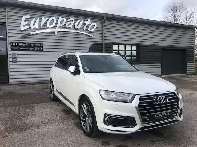 Audi Q7 ETRON 3,0 TDI 373CH QUATTRO