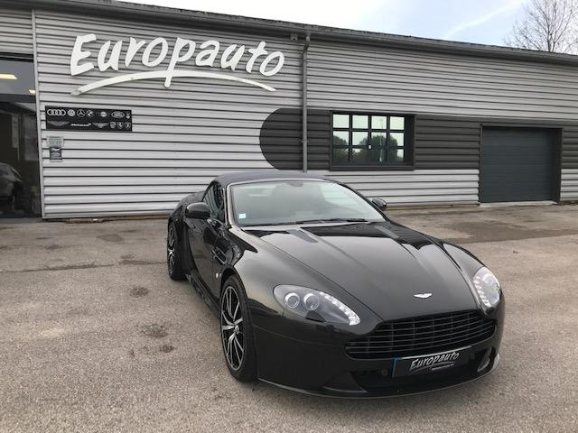 Aston Martin V8 VANTAGE ROASTER SP10 436CH BVS